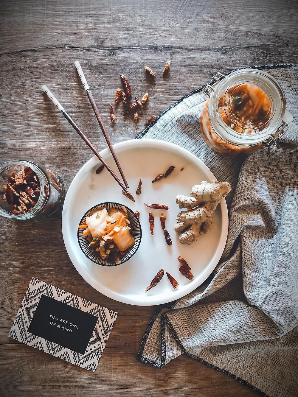 focusflowfood einfaches Kimchi Rezept nach traditioneller Familienrezeptur gesund