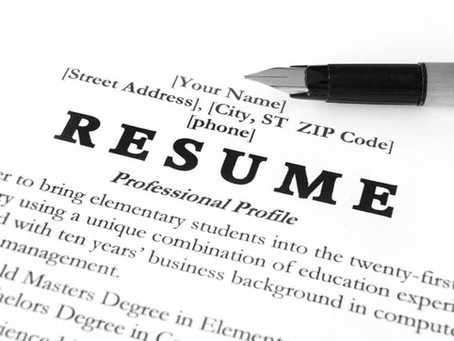 Bridging Gaps in Your Coaching Experience on Your Resume