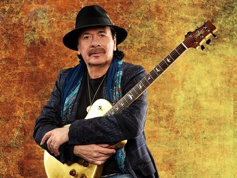 Santana, la guitarra más famosa de Latinoamérica cumple 73 años