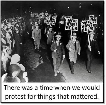 Funny Protest Memes