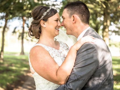 Jo and Adam's Wedding Day
