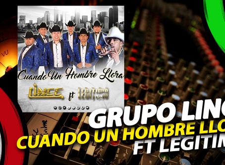 """[ESTRENO] Grupo Lince y Legítimo presentan """"Cuando un hombre llora"""""""
