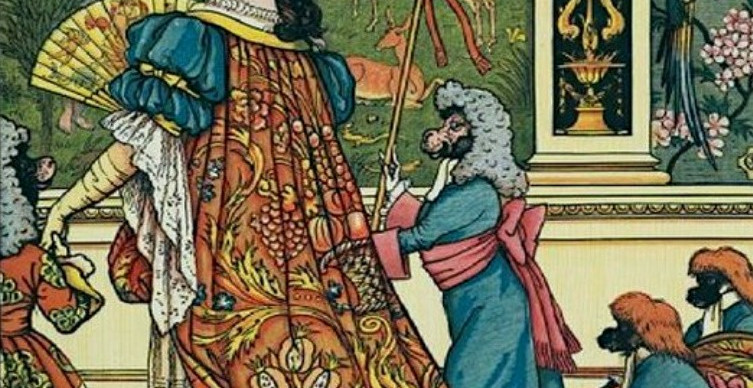 The Lost Female World of The Fairy Tale: 'The Beauty and The Beast'