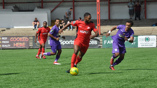 Friendly report - win over Tooting