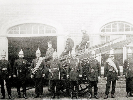 1895-1911 Slow progress in equipping the Haywards Heath Fire Brigade during its early years