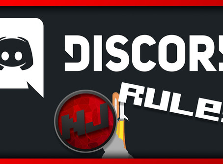 Discord Channel Rules