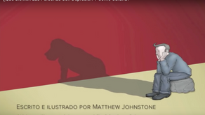 Depresión, el perro negro