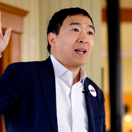 What's Next for Andrew Yang?