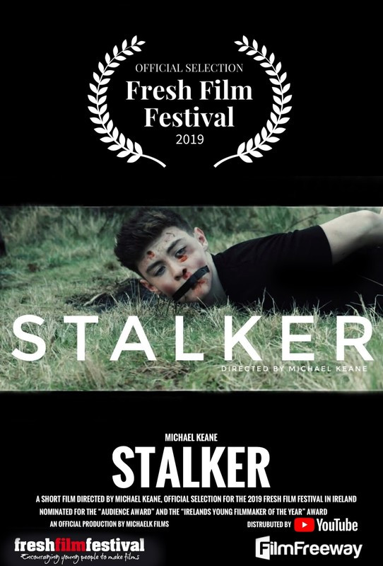 Stalker short movie poster