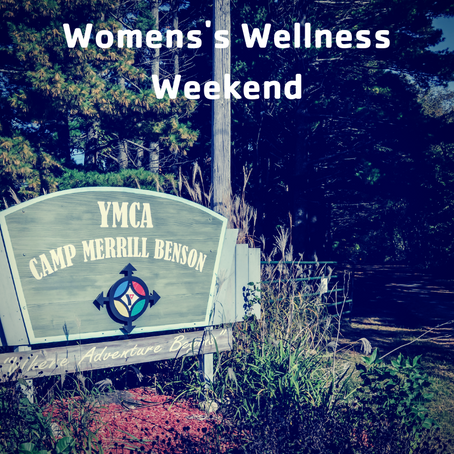 Women's Wellness Weekend at YMCA Camp Benson