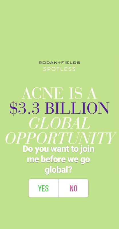 Rodan and Fields Acne | Audrey Anderson World