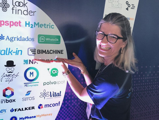 BIMachine marca presença em eventos do Startup RS e Tech Invest