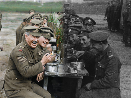They Shall Not Grow Old documentary review