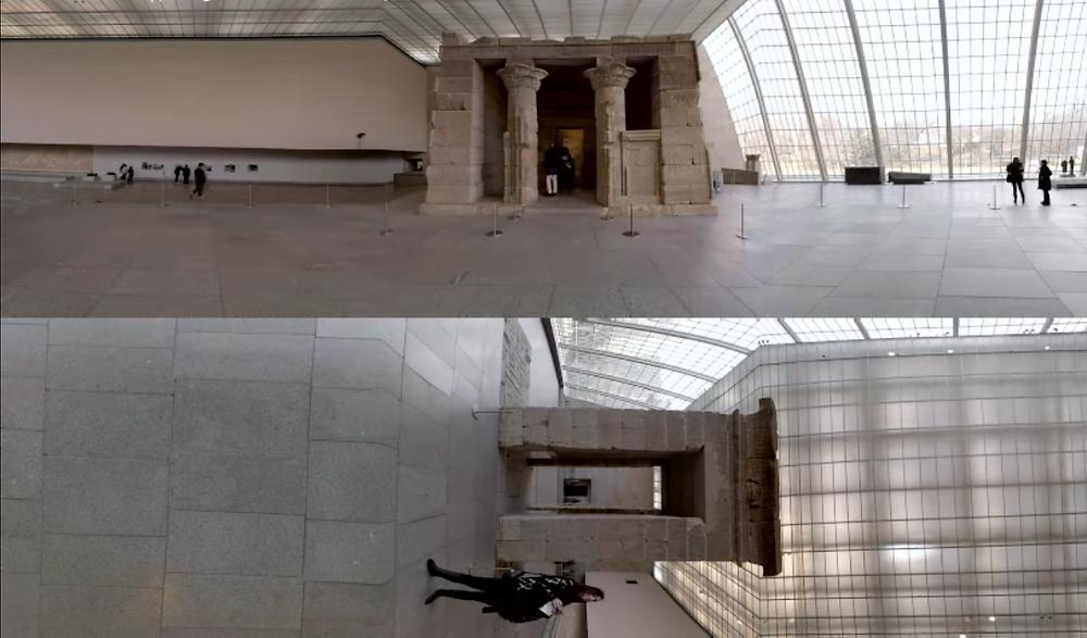 The Metropolitan Museum of Art 360 view