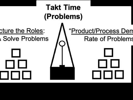 Takt Time (Problems)