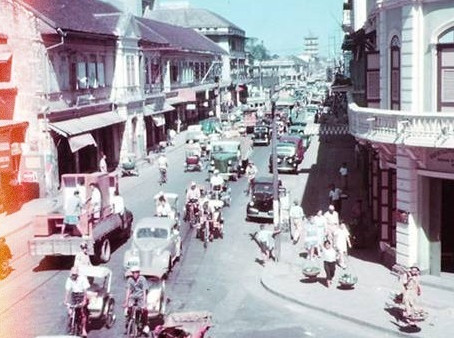 Charoen Krung Road: The first road in Thailand
