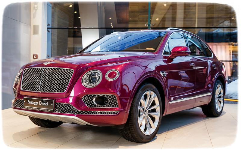 Новый Bentley Bentayga 2021 | Rock Auto Club