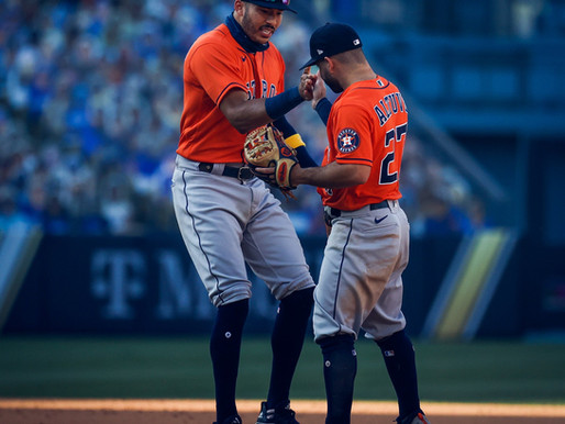 Southern Hospitality Only Goes So Far Astros take Game 2 of the ALDS to lead series 2-0 over the A's