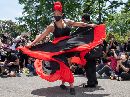 Bomba, and Black Lives Matter!