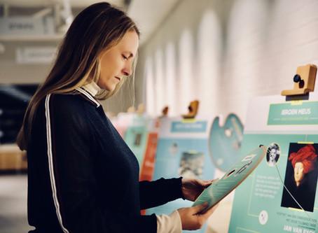 Ontdek op de Mini-expo in de bibliotheek meer over onze 'Vlaamse Meesters'!