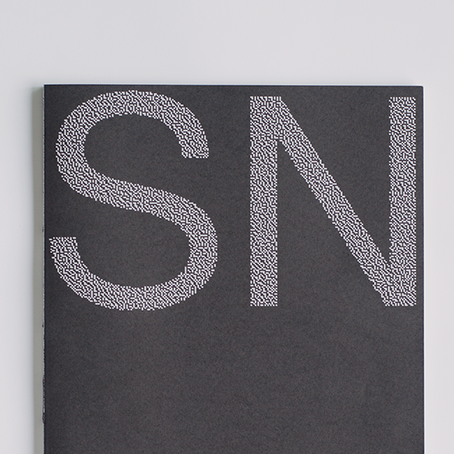 〈UNDERCOVER(アンダーカバー)〉 より、初となるZINE「SN」が7月18日(土)に発売!