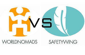 World Nomads vs SafetyWing | THE ULTIMATE TRAVEL INSURANCE COMPARISON