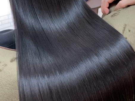 髪が伸びる速度の目安は?髪を早く伸ばすコツも紹介します!