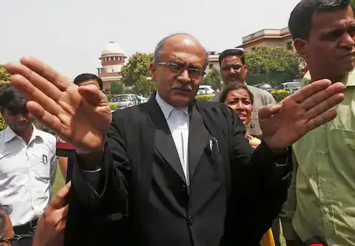 SC guilty of contempt against Democracy: Contempt Proceeding of Prashant Bhushan - [Editorial]