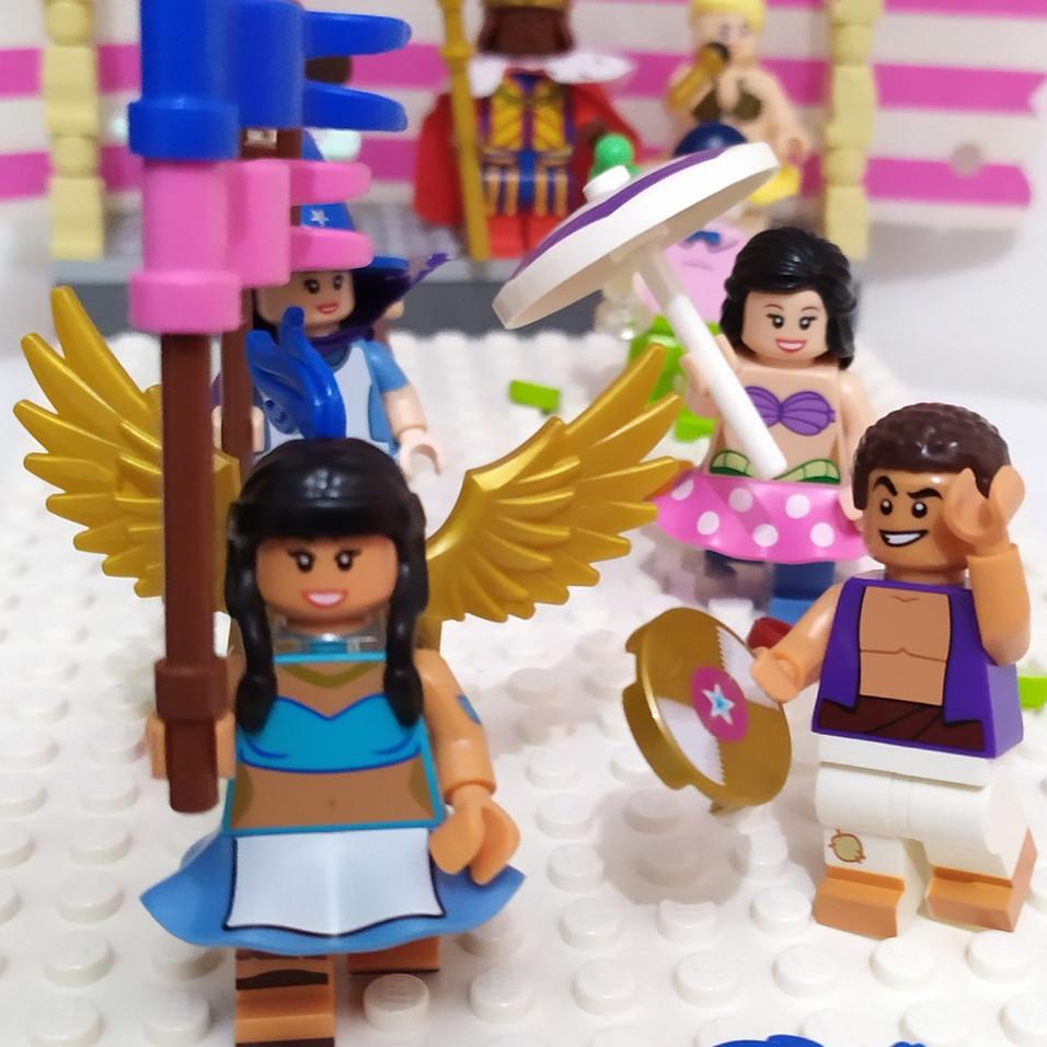 Carnaval do Rei Momo com banda axé