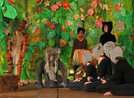 Ein Dschungel-Theater und weihnachtliche Weisen