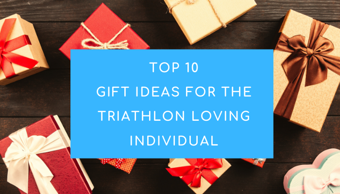 Top 10 Gift Ideas For The Triathlon Loving Individual