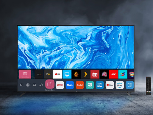 """EKO launches new 75"""" 4K Ultra HD Smart TV powered by LG's webOS"""
