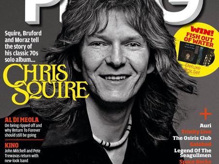 Prog Magazine interviewed Lions'den