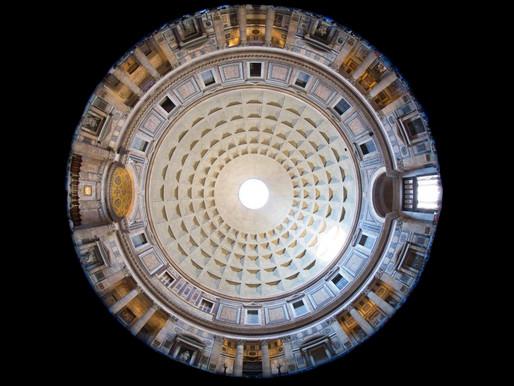 כיפת העולם - הפנתאון - סיורים ברומא
