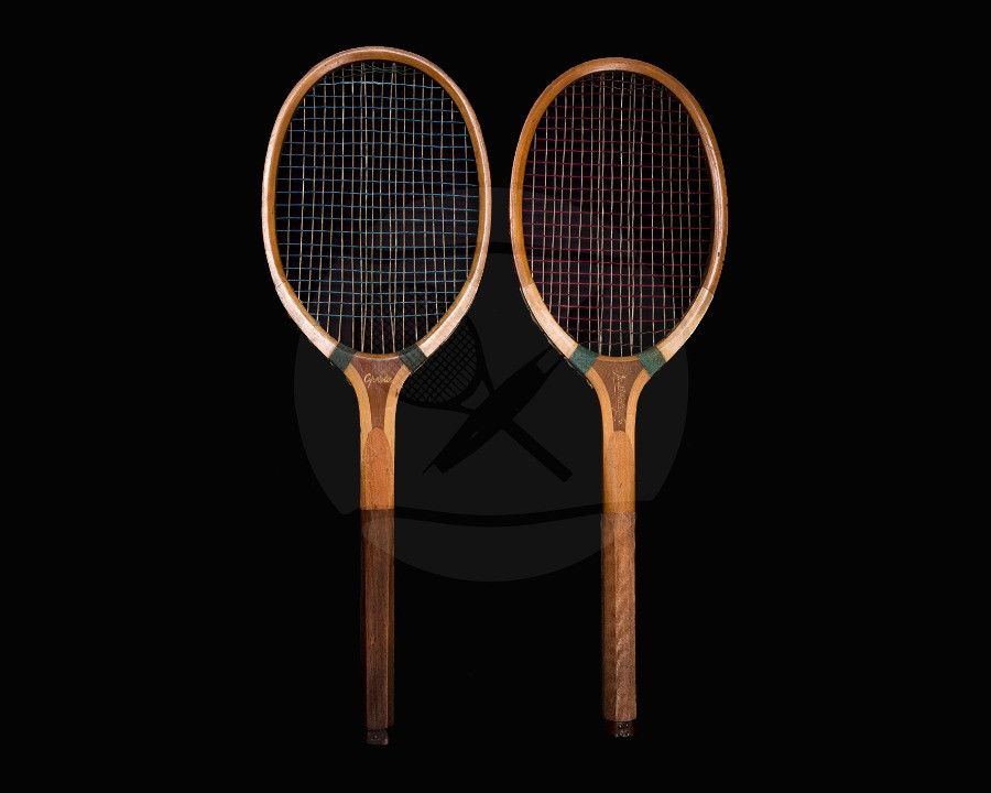 The beauty of the 1920s rackets