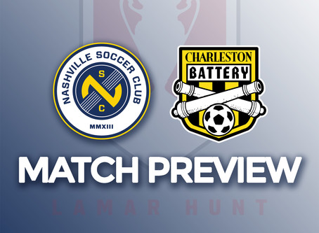 Preview: Nashville SC vs Charleston Battery [Open Cup]