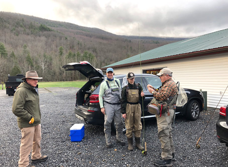 'Pay to Play' trout fishing in Virginia