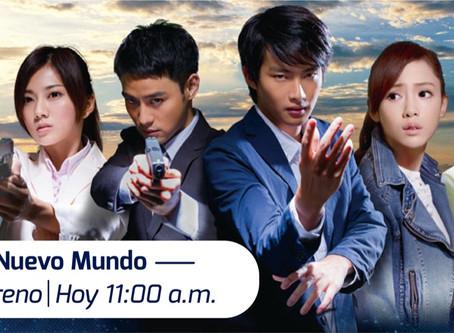 Comunicado 55: #TelecaribeMeSuena a series internacionales con ¨El nuevo mundo¨