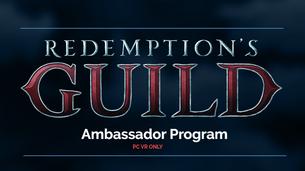 Ambassador program is live, content creators rejoice!