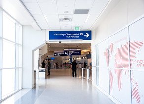 COVID-19 - Changes to TSA Security Screening