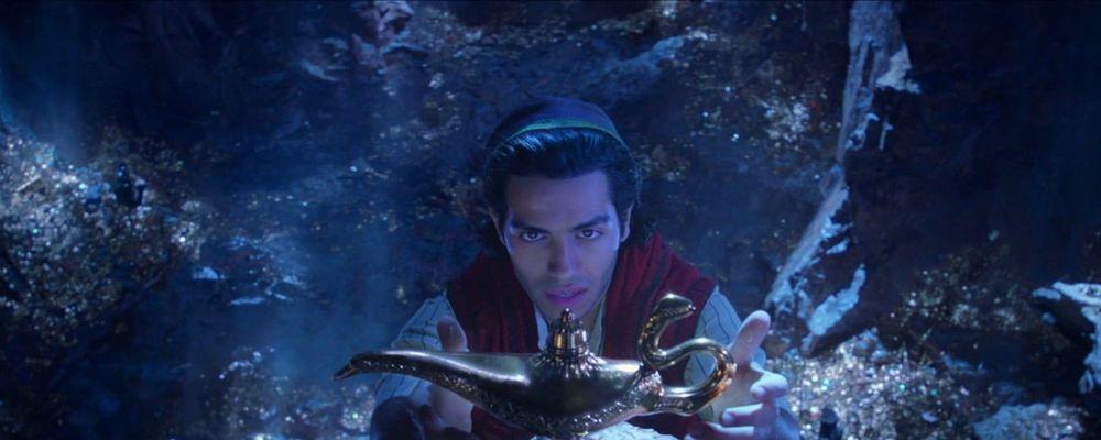 Aladdin UK Film Review
