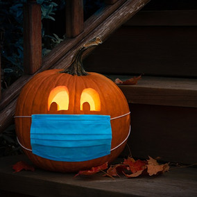 Halloween during a pandemic? Here are some tips.