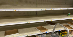 Covid-19 and uncertainty are taking  their toll on Kroger's shelves