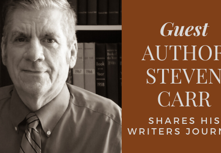 A Writer's Journey With Steven Carr