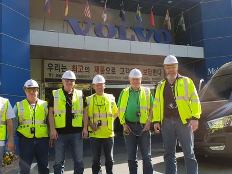 LCRMS Participates in Korean Volvo Customer Clinic