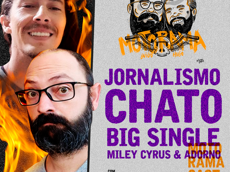 Jornalismo chato, Motos Big Single, Miley Cyrus e Adorno - MotoramaCast #04
