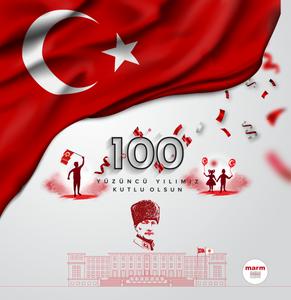 100. Yıl Ulusal egemenlik ve çocuk bayramı