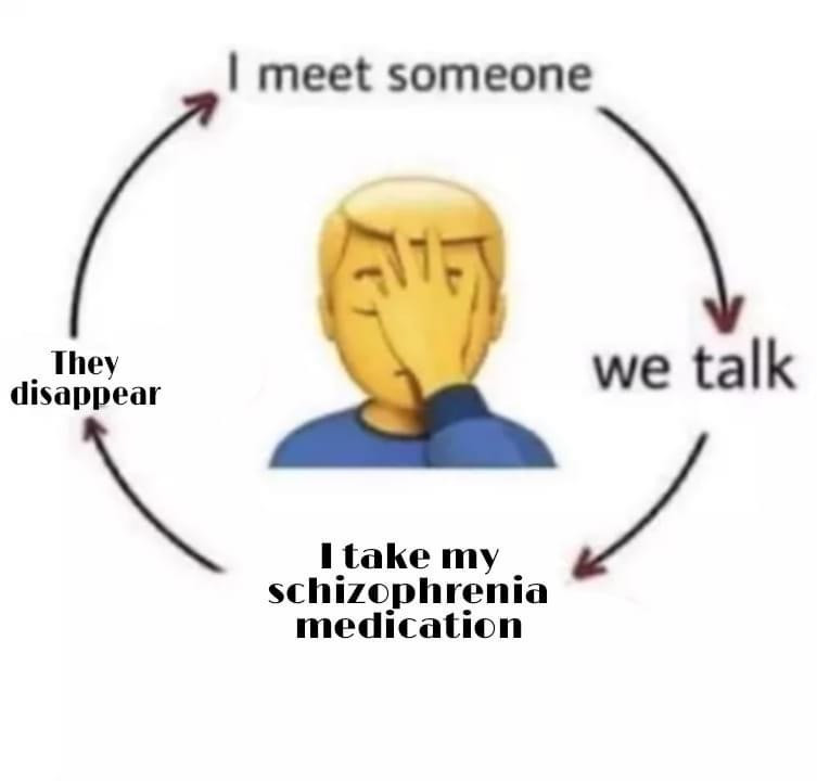 Funny Mental Illness Memes
