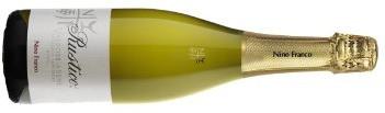 Bottle of Nino Franco Rustico Prosecco