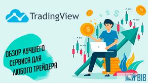 TradingView - платформа технического анализа и и социальная сеть для трейдеров